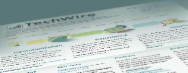 Move TechWire site to WordPress